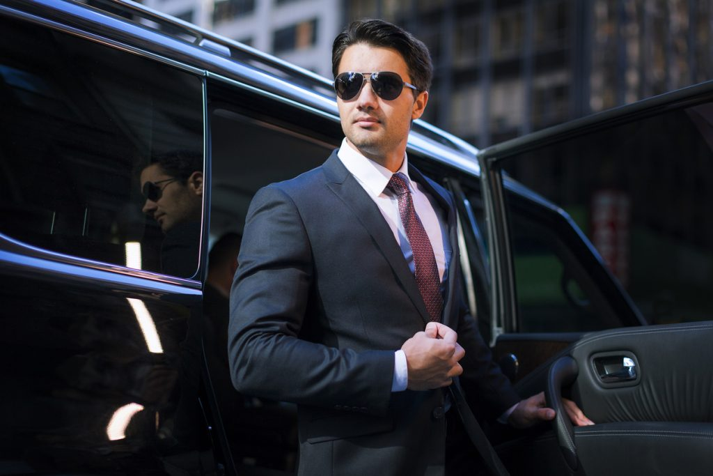 corporate car service, new york