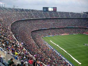 Football stadium in New York