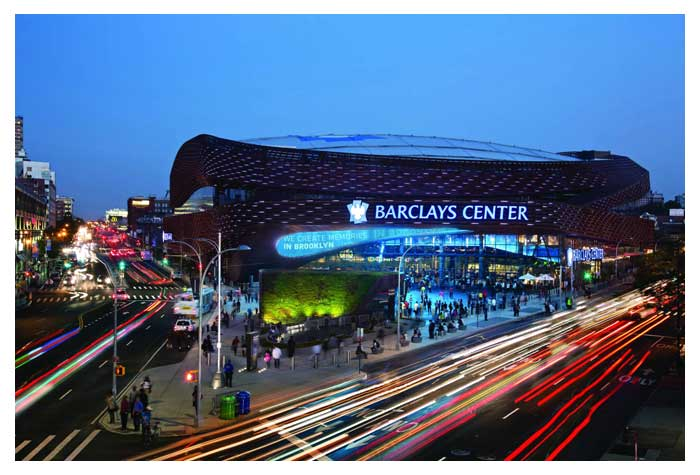 Barclays Center, New York Limo Service