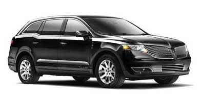 Lincoln black car service