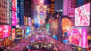 New Year's Eve in Time Square limousine service