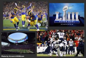 Superbowl 2019 Delux Transportation provides Long Island car service
